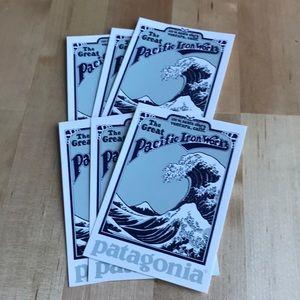 Patagonia Sticker Pack